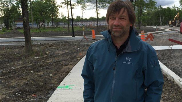 Alain Branchaud, Directeur général, SNAP Québec
