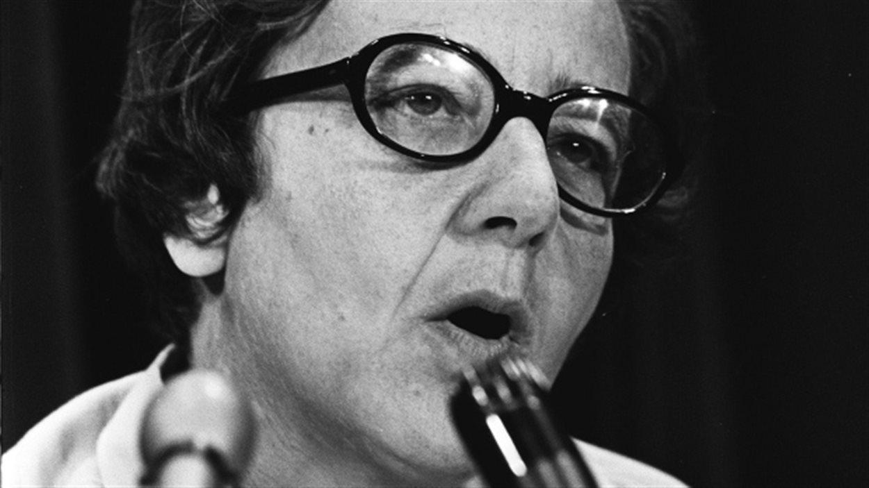 Ursula Franklin en 1970