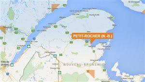 «La petite séduction» est à Petit-Rocher au Nouveau Brunswick