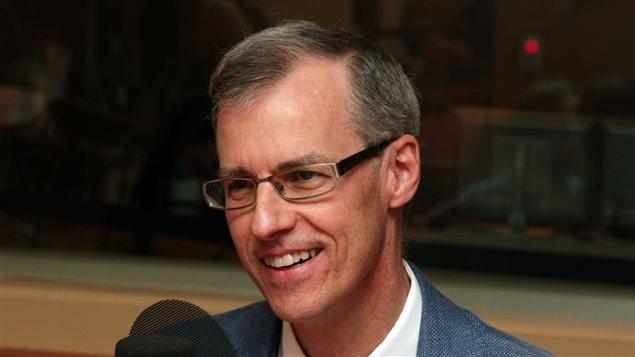 Denis-Claude Roy, directeur scientifique du Centre de recherche de l'hôpital Maisonneuve-Rosemont et professeur titulaire à l'Université de Montréal
