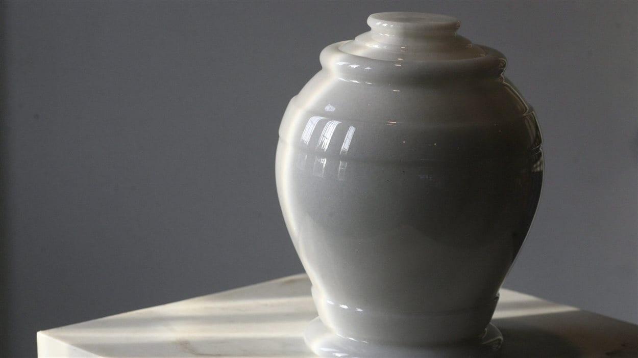 urne funeraire quebec