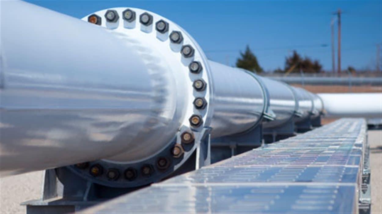 Un pipeline neuf