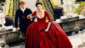 « Outlander – Le chardon et le tartan », deuxième saison
