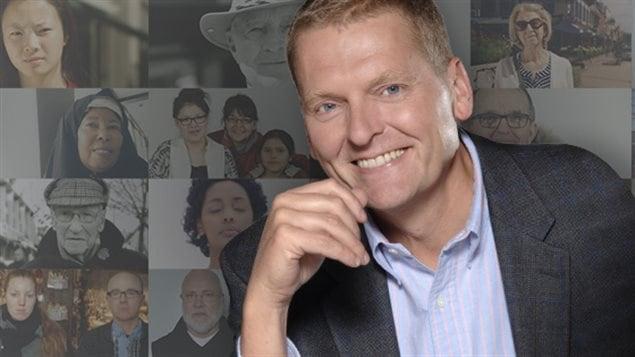 Alain Crevier est l'animateur de l'émission Second regard diffusée sur ICI Radio-Canada télé et sur ICI RDI