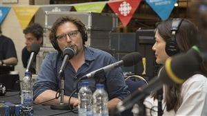 Vincent Graton et Karima Brikh