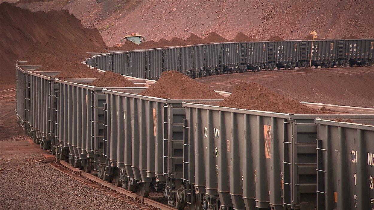 Les activités de Tata Steel près de Schefferville