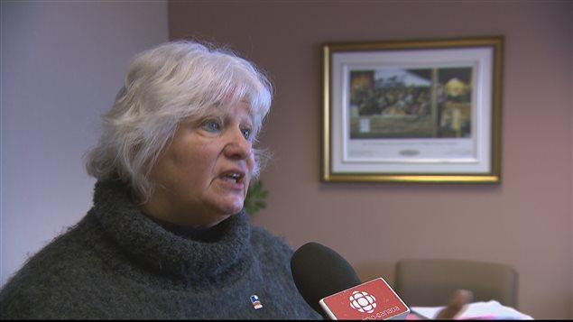 La mairesse de Mont-Joli, Danielle Doyer