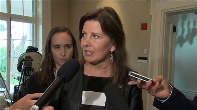La porte-parole de l'opposition officielle en matière de santé et d'accessibilité aux soins, Diane Lamarre