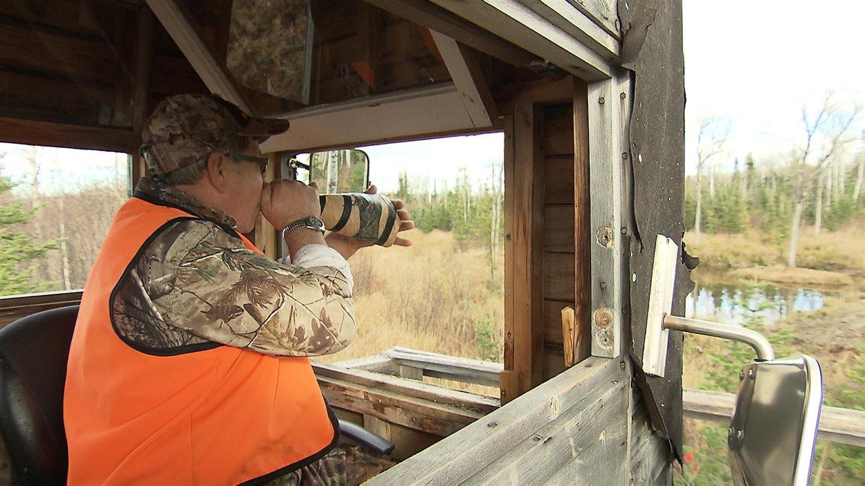 Des milliers de chasseurs dans les forêts de l'Abitibi