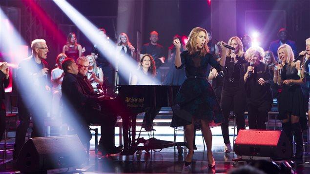 Dans l'univers de Céline Dion