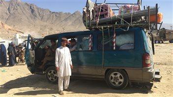 Les multiples chemins de l'exil afghan