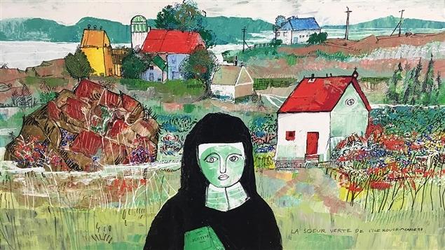 «La soeur verte de l'île rouge», de Gilles Carle