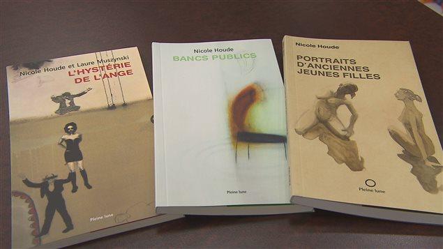 Des livres de Nicole Houde