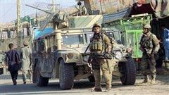 Les talibans lancent de nouvelles offensives en Afghanistan