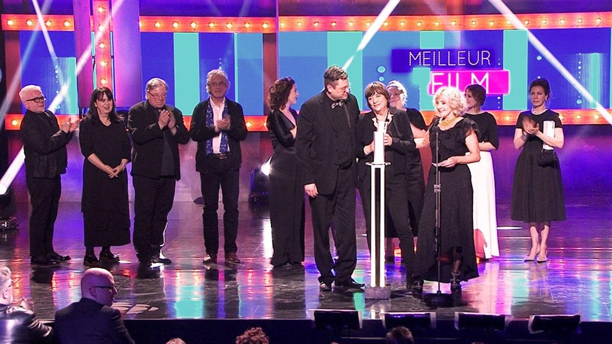 Le Gala du cinéma québécois, le 20 mars 2016
