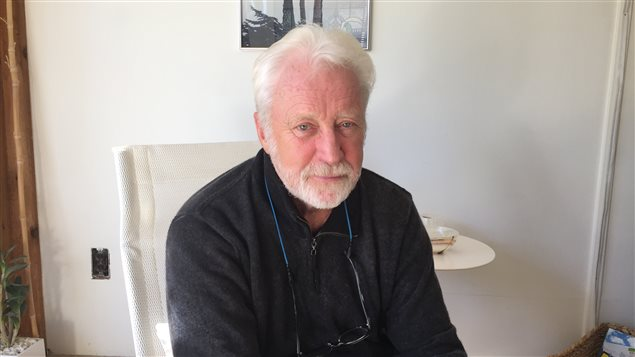 Don Dutton , professeur de psychologie à UBC
