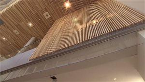 Le bois de frêne est utilisé dans le plus grand projet d'infrastructure de la ville d'Ottawa.