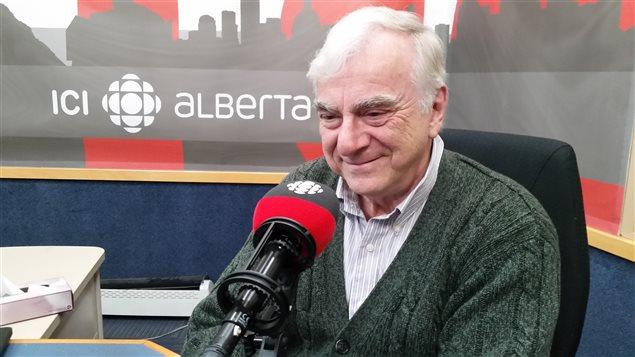 Le chef d'orchestre Michael Massey d'Edmonton reçoit l'Ordre d'excellence de l'Alberta