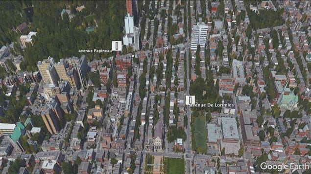 Un projet envisage de transformer les avenues Papineau et de Lorimier en sens unique sur plusieurs kilomètres supplémentaires.