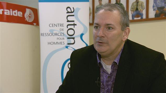 André Beaulieu, directeur général d'AutonHommie