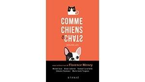 Couverture du livre Comme chiens et chats
