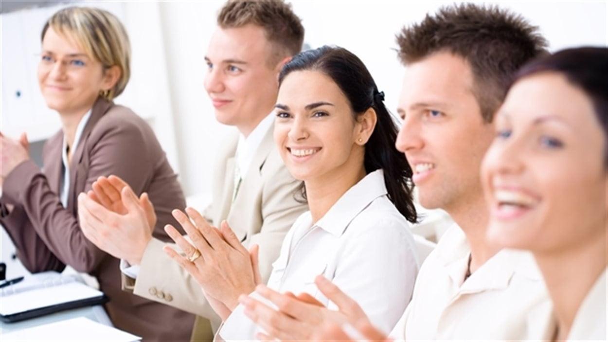 40% des sociétés cotées en bourse au Canada ne compte aucune femme au sein de leur conseil d'administration.