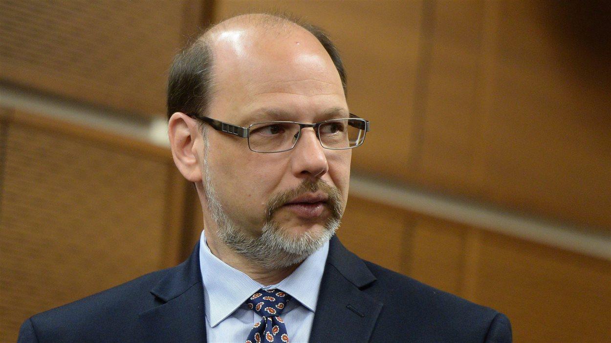 Howard Sapers deviendra conseiller indépendant pour la réforme des services correctionnels.