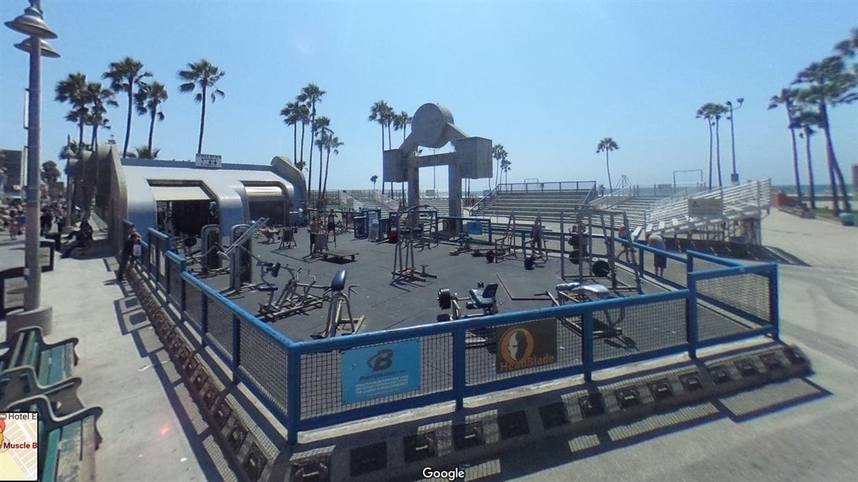 Muscle Beach, Los Angeles