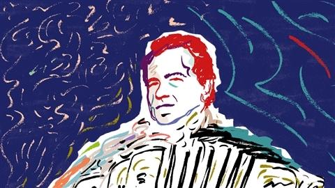 Pochette de l'album New Jazz Musette de Richard Galliano