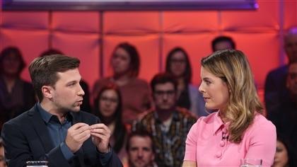 Gabriel Nadeau-Dubois et Julie Le Breton