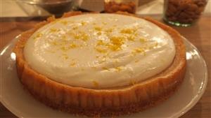 Une tarte au citron