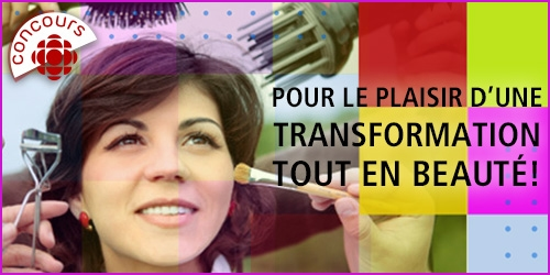 Concours transformation beauté