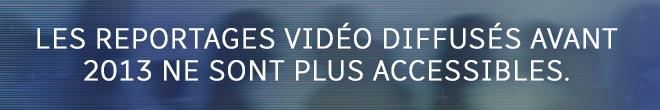 Vidéos d'archives