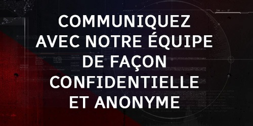 Source anonyme