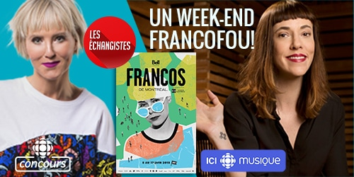 Un week-end francofou