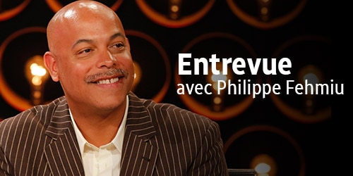 Entrevue avec Philippe Fehmiu